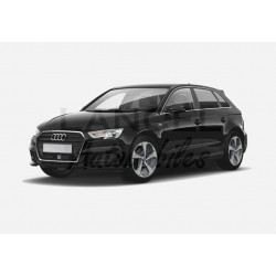 AUDI A3 Sportback S-Line Advanced 2.0 TDI 150CH Noir Brillant