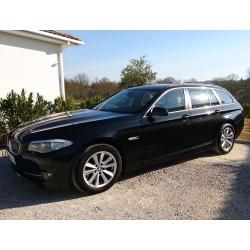 BMW Série 5 Touring (F11) 520D 184CH Excellis BVA8 Automatique Noire
