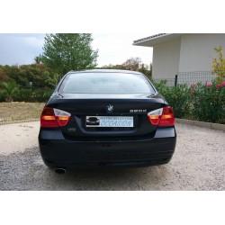 BMW Série 3 (E90) 320D 177CH SPORT DESIGN Berline 4P Bleu Noir