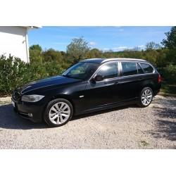BMW Série 3 (E91) LCI Touring 320D 184CH Edition Luxe Noir Métal