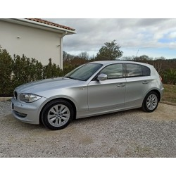 BMW Série 1 E87 116D 115 CH EDITION SPORT 5 Portes Gris Argent