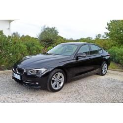 BMW Série 3 VI (F30) 318D 150CH Business Design Noir Métal